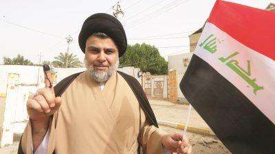 Irak seçimleri öncesi Sadr'dan kritik açıklama: Yakında müjdesini vereceğim!