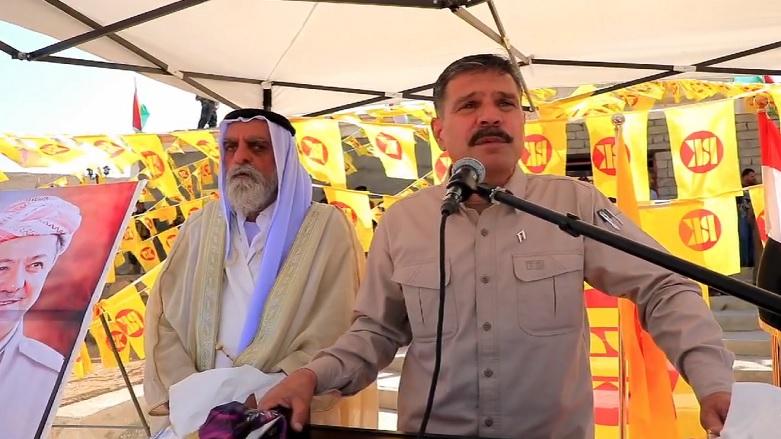 Şengal'den KDP'yi engelleyen PKK'ye Ezidxan güçlerinden tepki