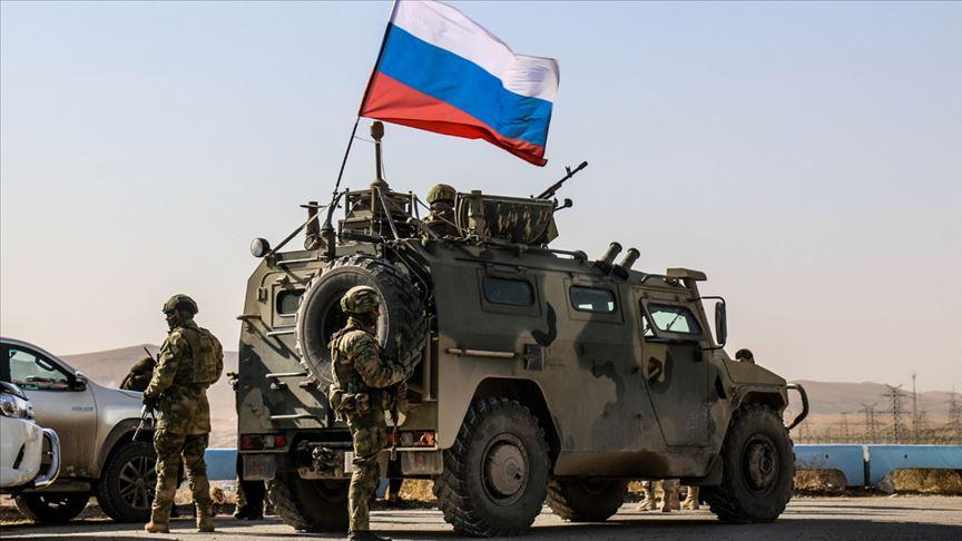 Serekaniye'de patlama: 1 Rus askeri öldü, 3 asker yaralandı!