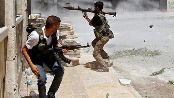 Sere Kaniye'de Türkiye destekli gruplar arasında silahlı çatışma!