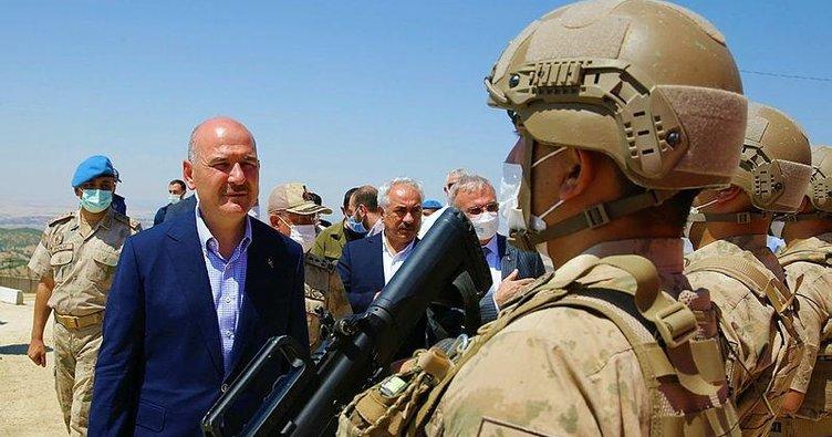 Soylu: Yürüyerek Irak'a, Suriye'ye gideceğimiz günler uzak değil!