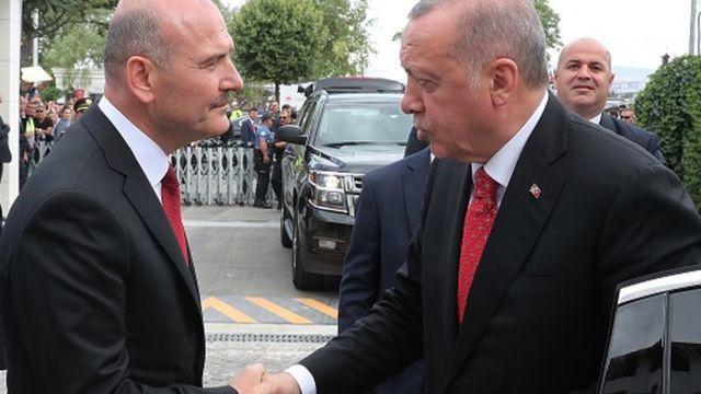 İddia: Erdoğan'dan Soylu'ya televizyona çıkma yasağı!