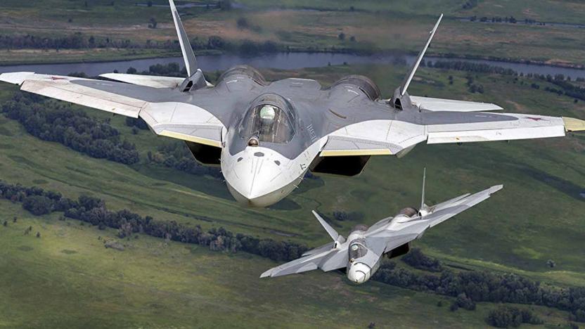 Rusya: Her yıl 12 Su-57 avcı uçağı Rus ordusuna katılacak