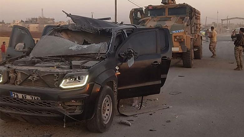 Suriye | Türk polislerine Azez'de füzeli saldırı!