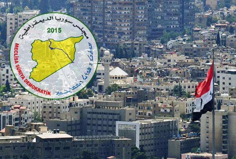 SOHR: Esad rejimi ile DSM arasında müzakereler sürüyor!
