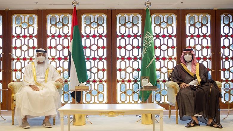 Suudi ve BAE prensleri arasında işbirliği görüşmesi