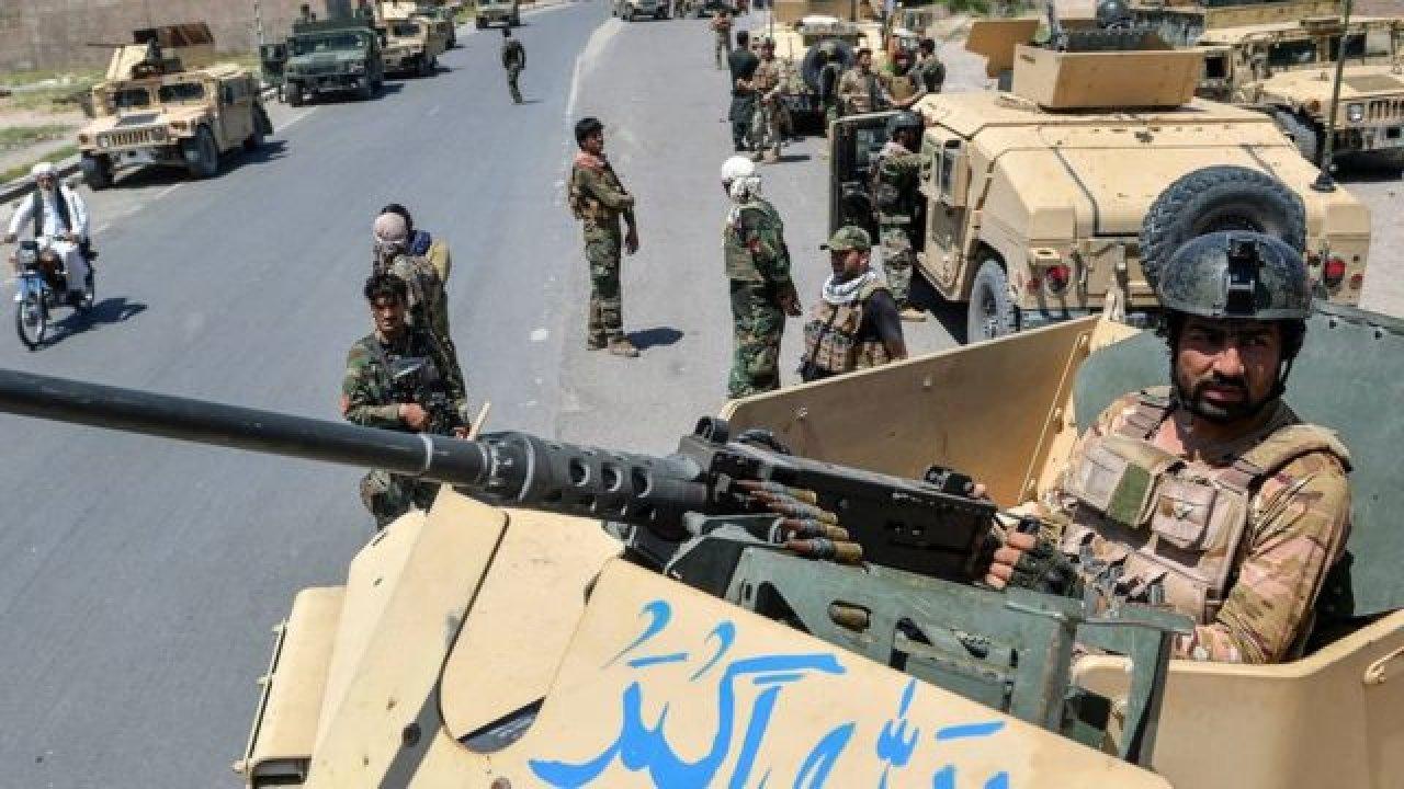 Taliban Gazne'yi de ele geçirdi: Genelkurmay başkanı görevden alındı!