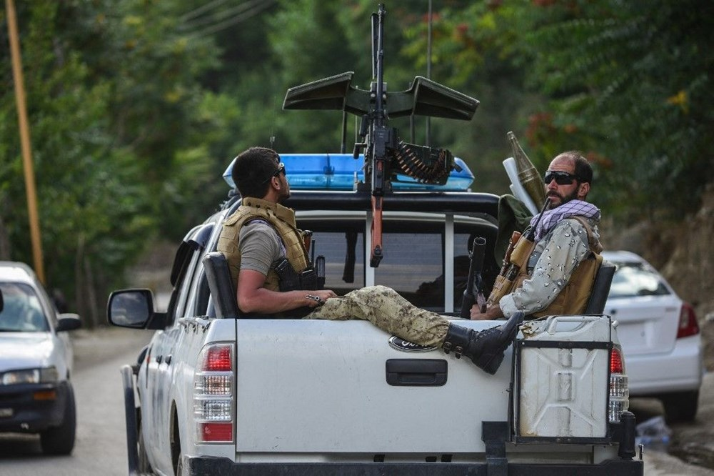 Rus medyası | Taliban'dan 3 bölge geri alındı!
