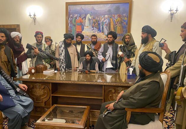 Taliban, Afganistan'da genel af ilan etti!
