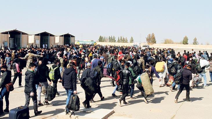 Taliban saldırılarında 390 bin kişi göç etti!