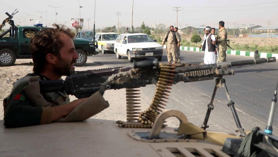 Afganistan'dan Taliban'a çağrı: İşbirliğine hazırız!