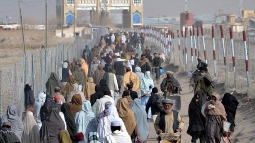 BM, insani yardımlar için Taliban'dan izin istedi!