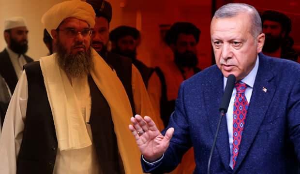 Erdoğan'dan Taliban çıkışı: Liderleri ile görüşebilirim!