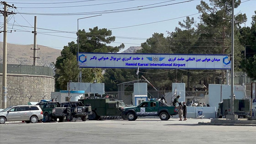 ABD: Tahliyelerin devamı için Taliban ile çalışmak bir gereklilik