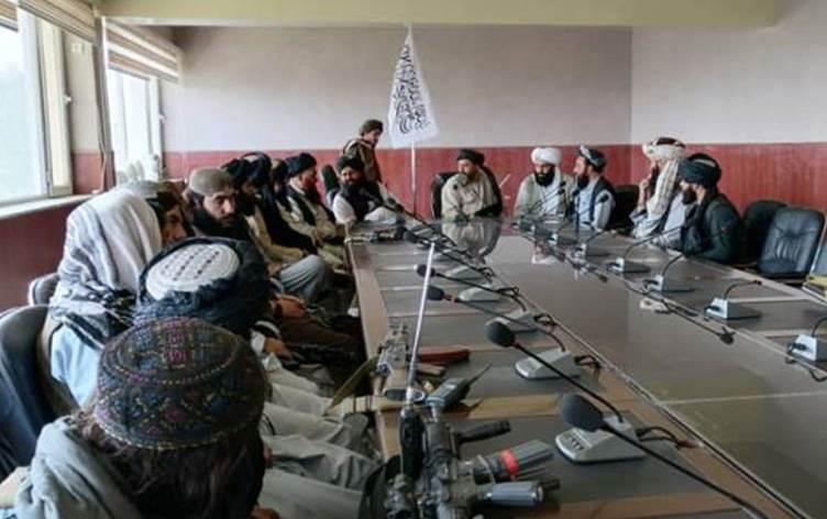 Kabil | Taliban, Cumhurbaşkanlığı sarayını ele geçirdi