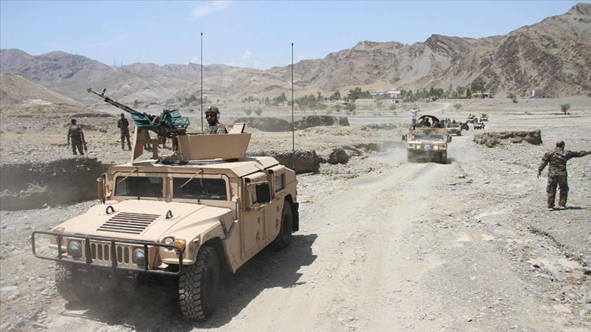 Afganistan: İran sınırını Taliban'a karşı kaybettik!
