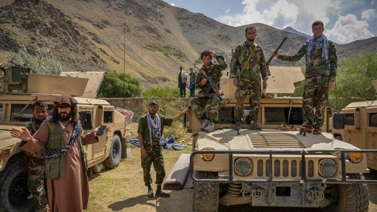 Taliban: Pencşir sorunu çatışmasız çözülecek!