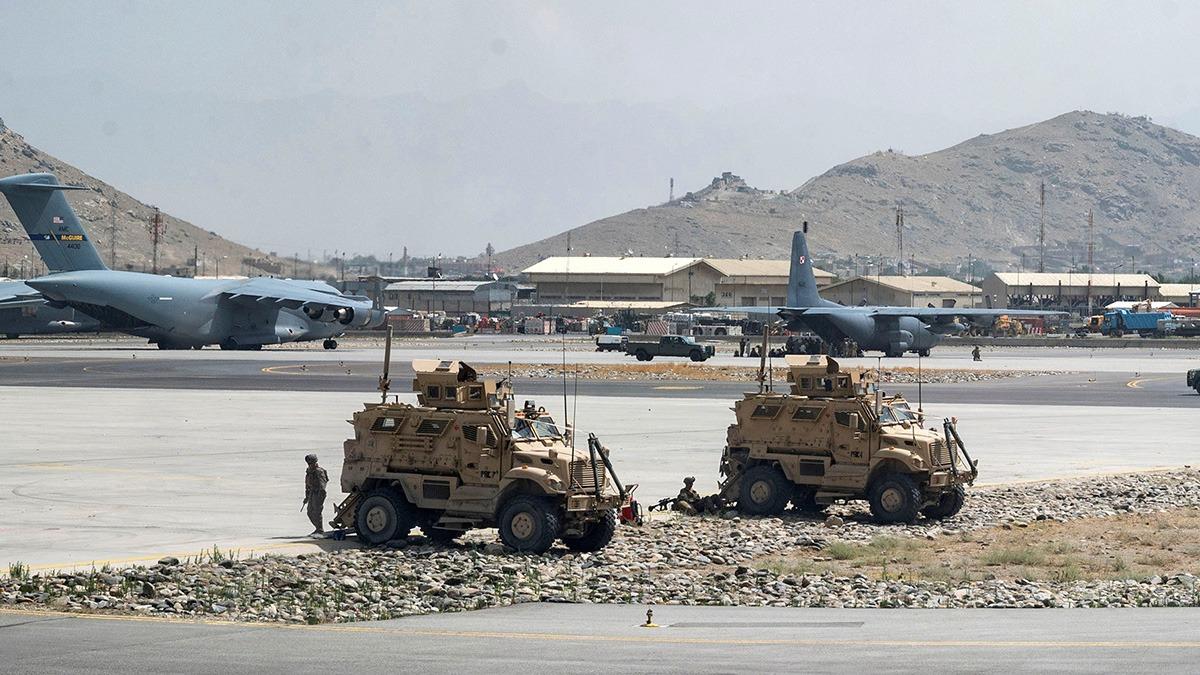 """Rusya: """"ABD'nin Afganistan'da bıraktığı silah miktarı ürkütücü"""""""