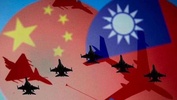 Çin ve Tayvan arasında 70 yıllık bitmeyen askeri gerilim!
