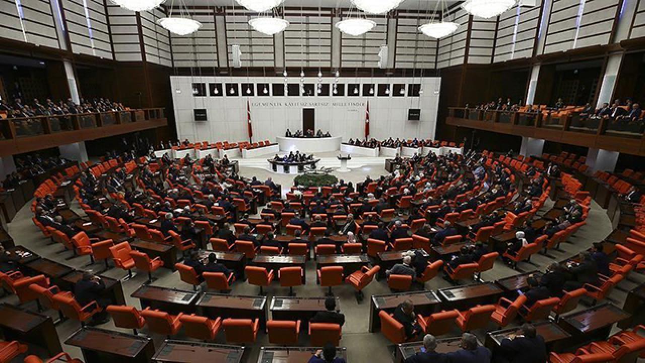 CHP, AKP, MHP'li vekillerin dokunulmazlıkları TBMM'ye sunuldu