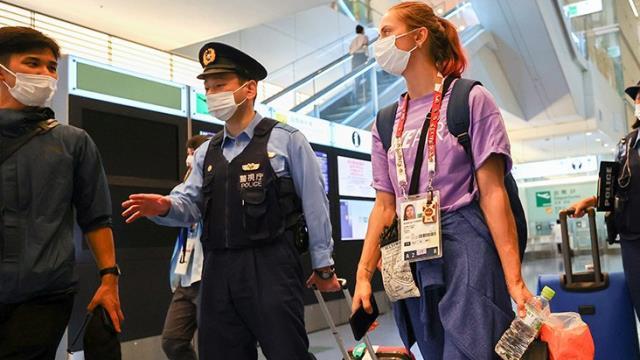 Olimpiyatlarda kriz: Belaruslu oyuncu Japonya'ya sığındı