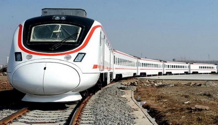 Erbil ve Süleymaniye'yi birbirine bağlayacak demiryolunun altyapısı kuruluyor!