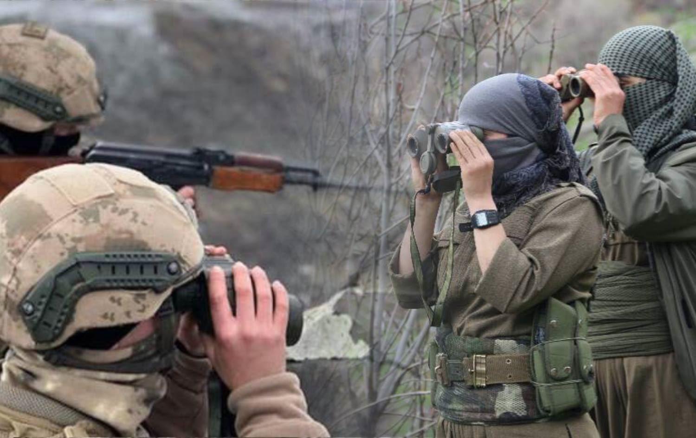 Türkiye'den PKK'ye saldırı açıklaması: İran ile koordineli…