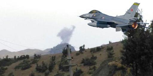 Zaho'da 17 köy TSK-PKK çatışmasından dolayı boşaltıldı!