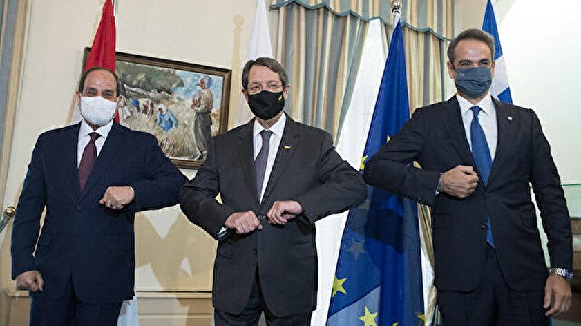 Üç ülkenin ortak açıklamasına Türkiye'den tepki!