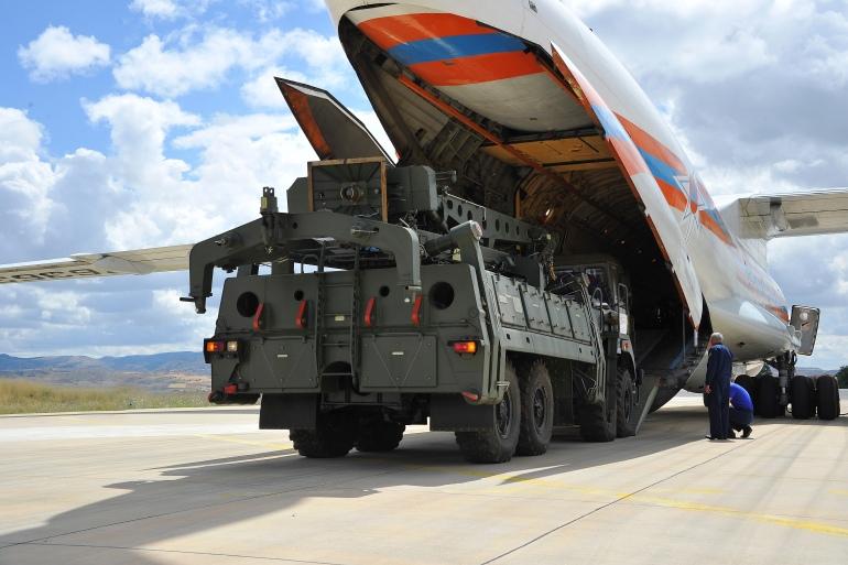 ABD'den S400 ve Türkiye açıklaması: Israrcı olduk!