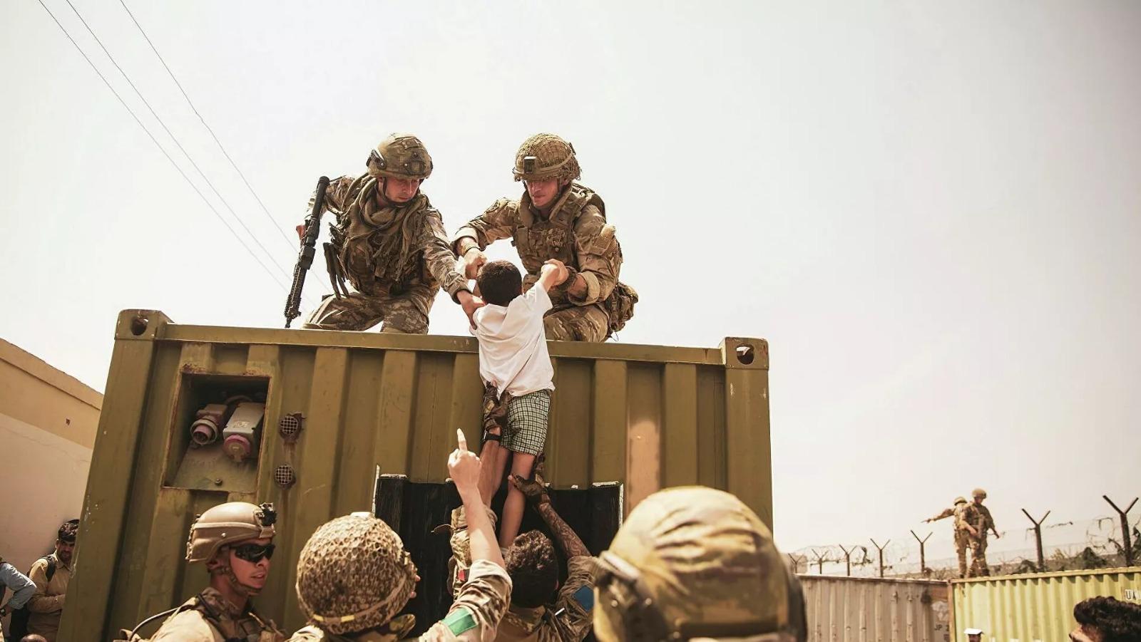 UNICEF'ten ABD'nin Afganistan saldırısına tepki!