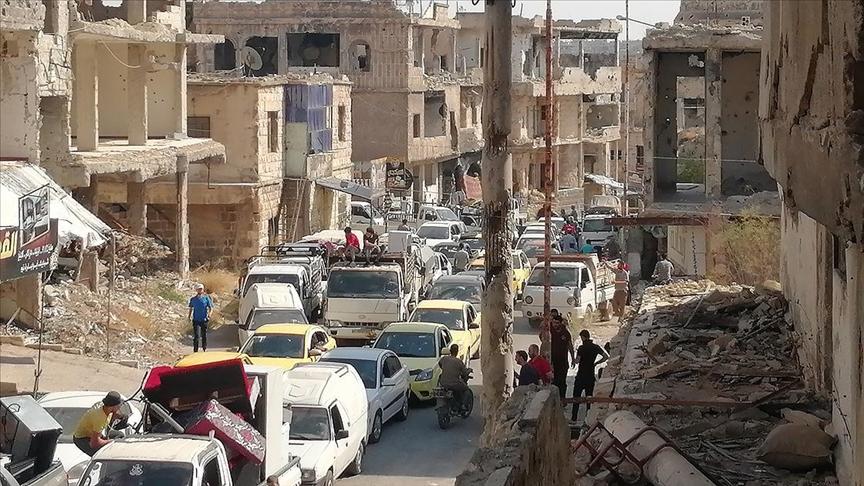 Ürdün, Esad rejimin Dera saldırısı sonrası geçişleri kapattı
