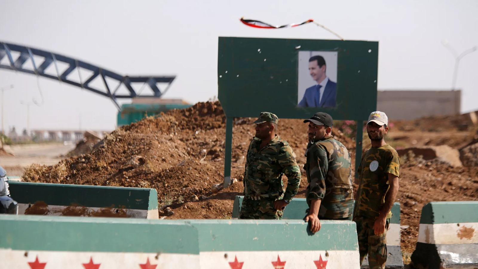 Ürdün ve Suriye'den sınır güvenliği görüşmesi!