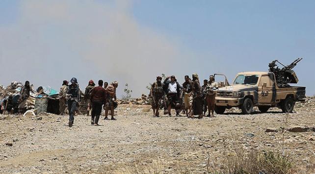 Arap Koalisyonu, İranlı milislerin İHA'larını imha etti!