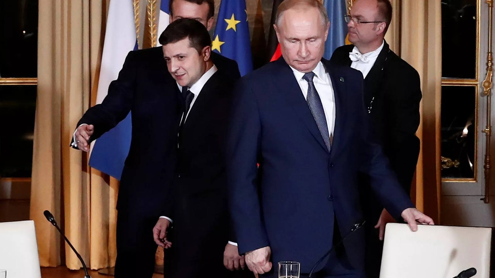 Putin-Zelenskiy görüşmesi için Ukrayna'dan koşul!