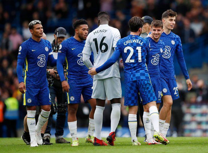 Premier Lig'de Chelsea, rakibini gol yağmuruna tuttu!