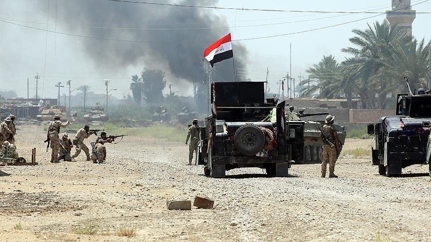 Diyala'da IŞİD saldırısı: 6 ölü, 10 yaralı!
