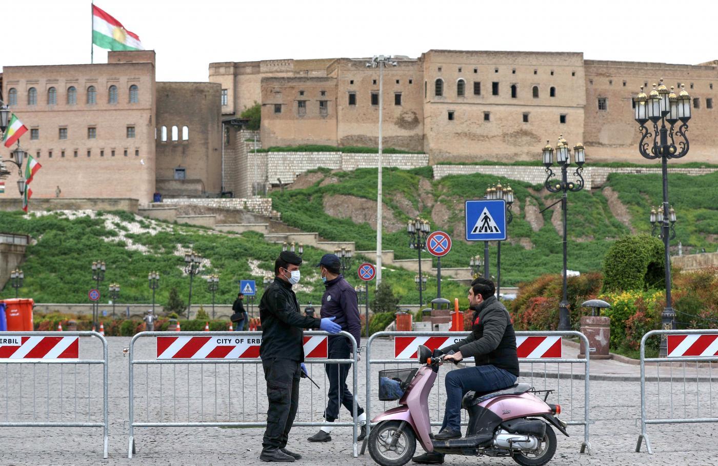 Erbil Valisi: Tam kapanma olmayacak, maske zorunlu!