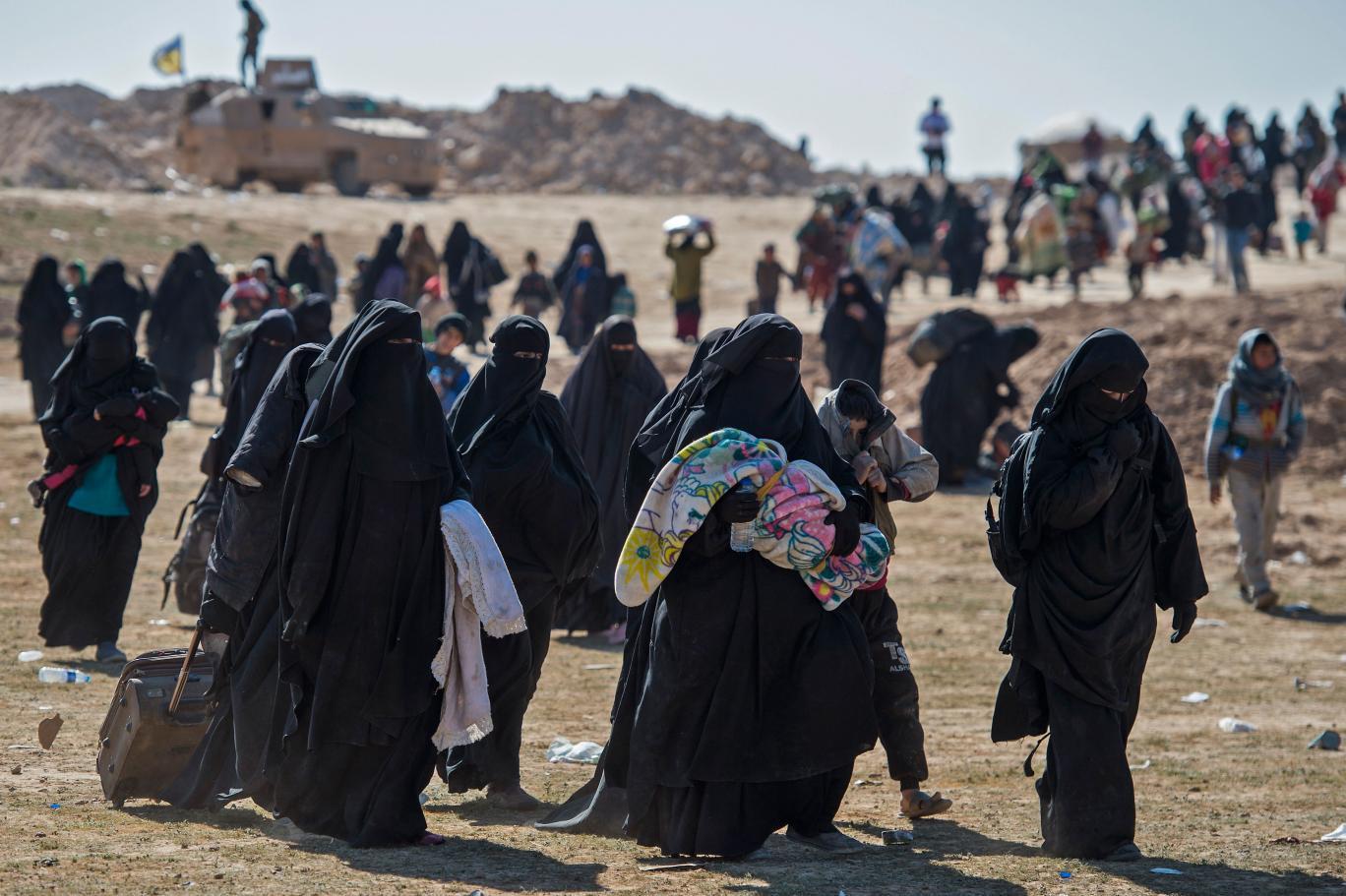 Bağdat yönetimi, IŞİD'lilerin çocuklarını Azerbaycan'a iade etti