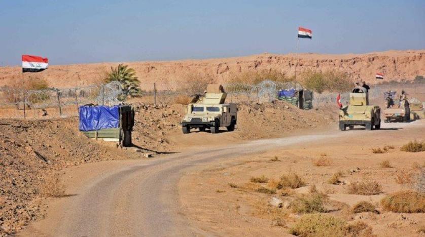 Irak-Suriye sınırına 650 kilometrelik güvenlik bariyeri kuruldu!