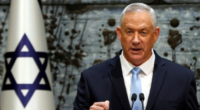 İsrail Savunma Bakanı Gantz'dan 'gizemli' ziyaret!