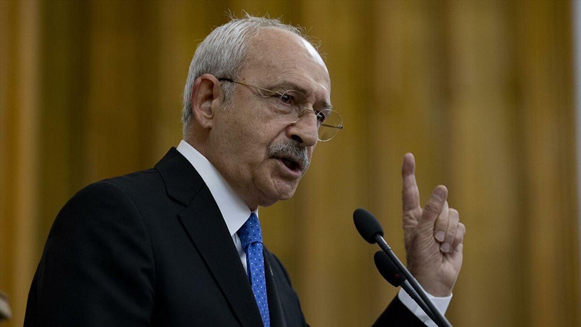 Kılıçdaroğlu'ndan tezkere açıklaması: Her dediğinin altına mühür mü basacağız!