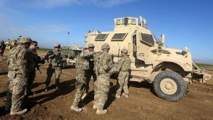 Irak'ta Uluslararası Koalisyona bombalı saldırı girişimi!