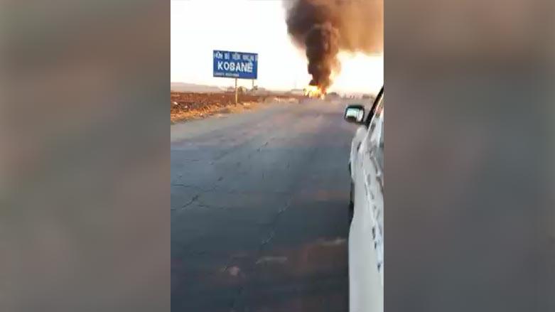 Kobani | DSG, SİHA saldırısının bilançosunu açıkladı!
