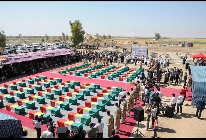 """""""Kürdistani bölgede büyük bir anıt projesi gerçekleştirilecek"""""""