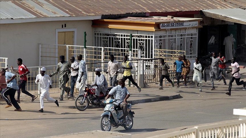 Hapishane saldırısında 575 mahkum firar etti!
