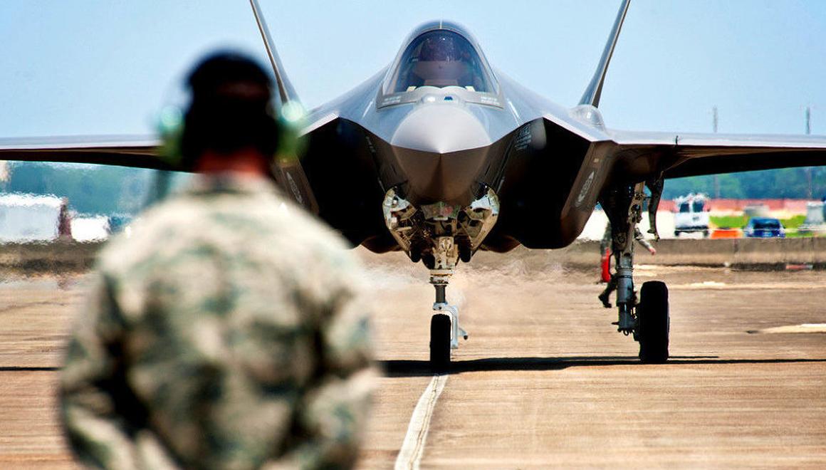 ABD ile Türkiye heyetleri F-35'e ilişkin ilk toplantıyı tamamladı