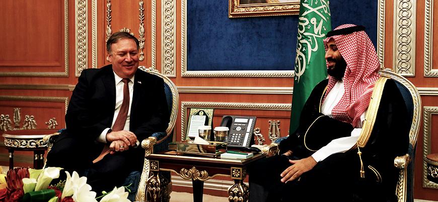 Suudi Arabistan İsrail'i tanımak için ABD'ye şart koştu!