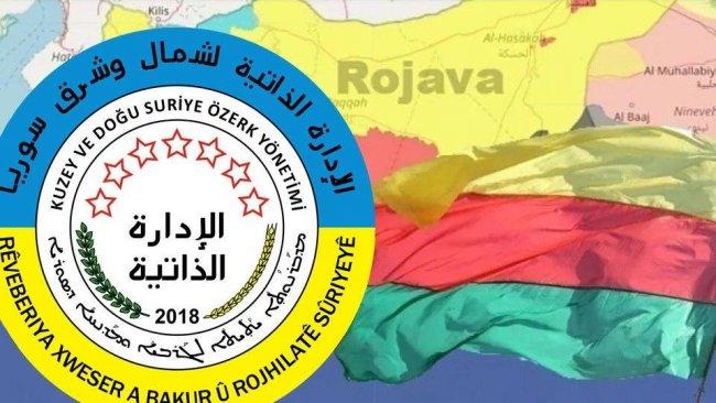 Katalonya, Rojava Özerk Yönetimi'ni resmen tanıdı!