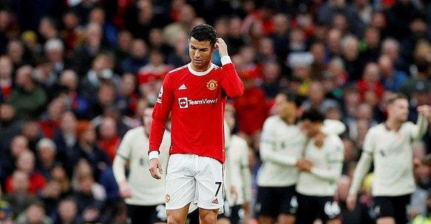 Liverpool, Manchester United'ı gol yağmuruna tuttu!